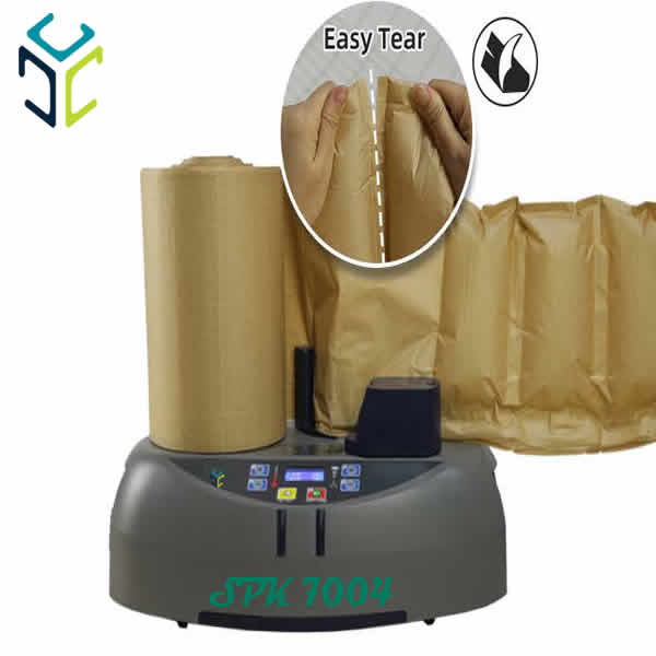relleno proteccion bolsa aire ecologico compostable spk 7004